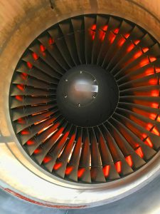 A300 Engine Picture