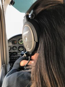 View of Headset