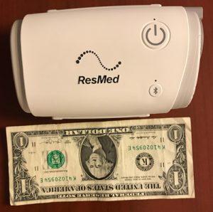 Air Mini compared to $1